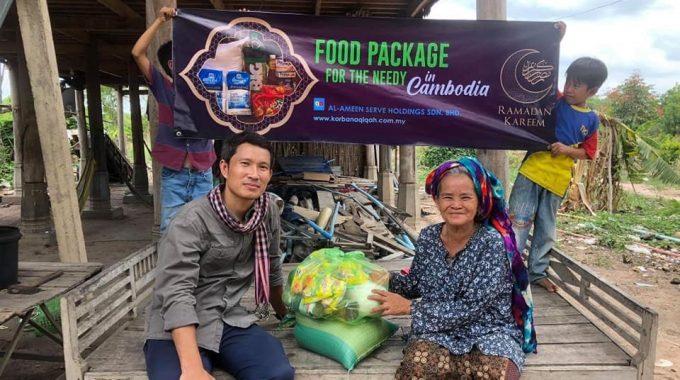 [UPDATED] Laporan Sedekah Berkat Ramadan Di Kemboja.